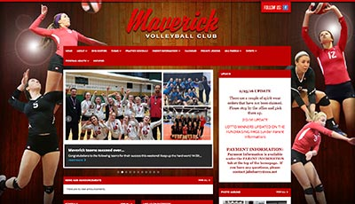 Maverick Volleyball Club